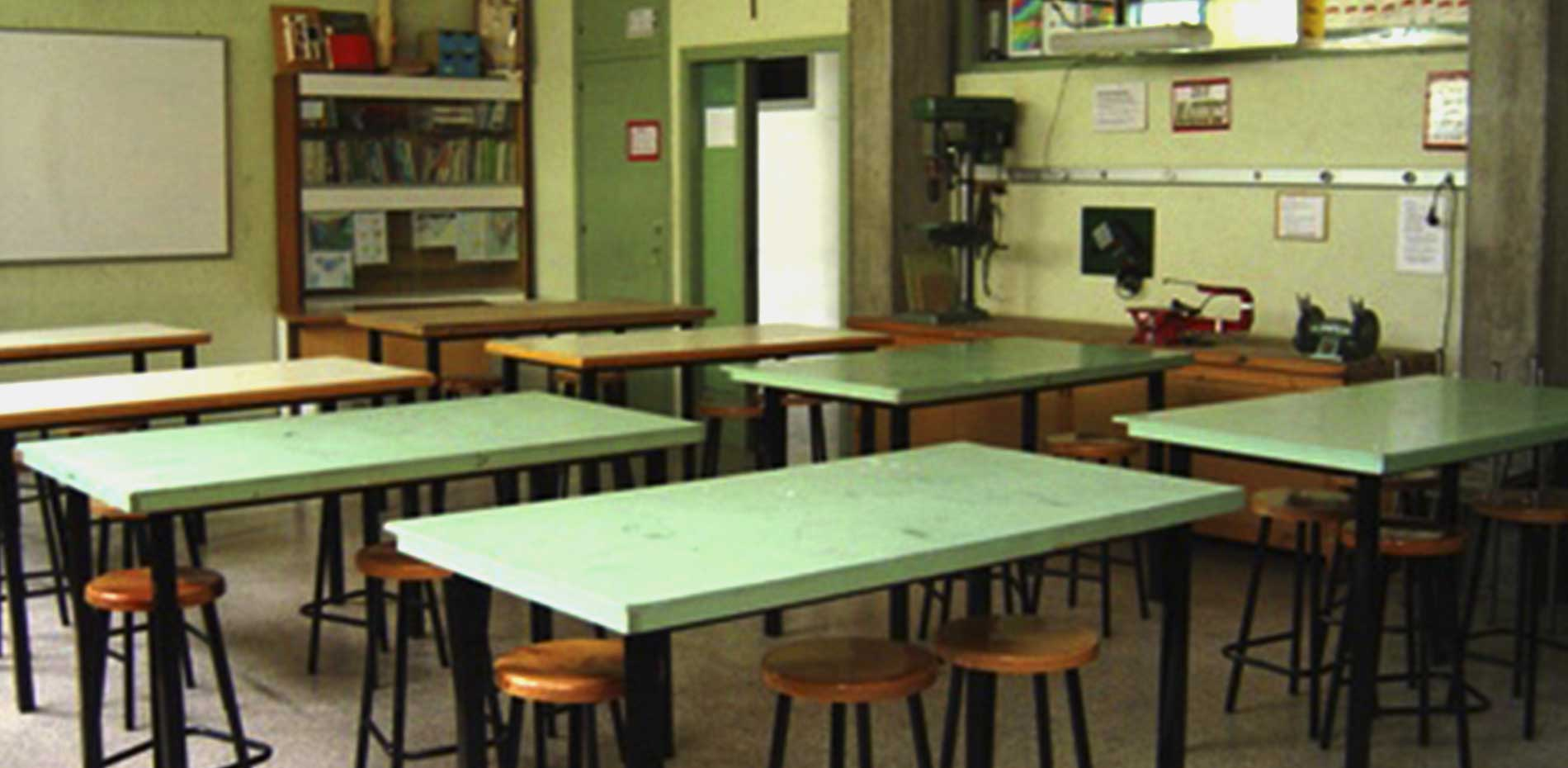 Laboratori de química